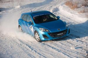 Как действовать водителю в случае заноса зимой?